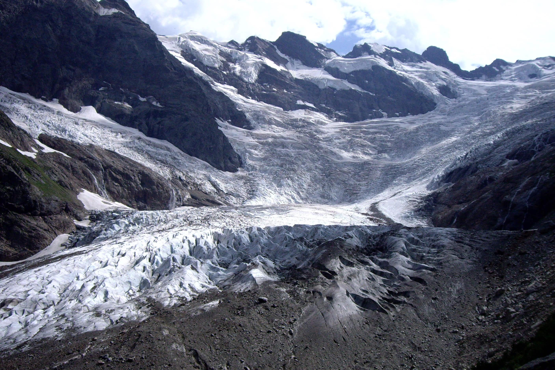 Алибекский ледник