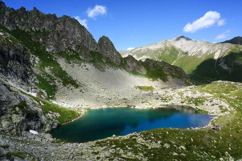 Азгекские озера