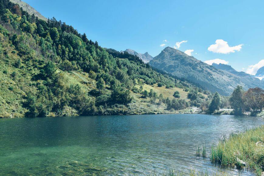 Озеро Туманлы-Кель