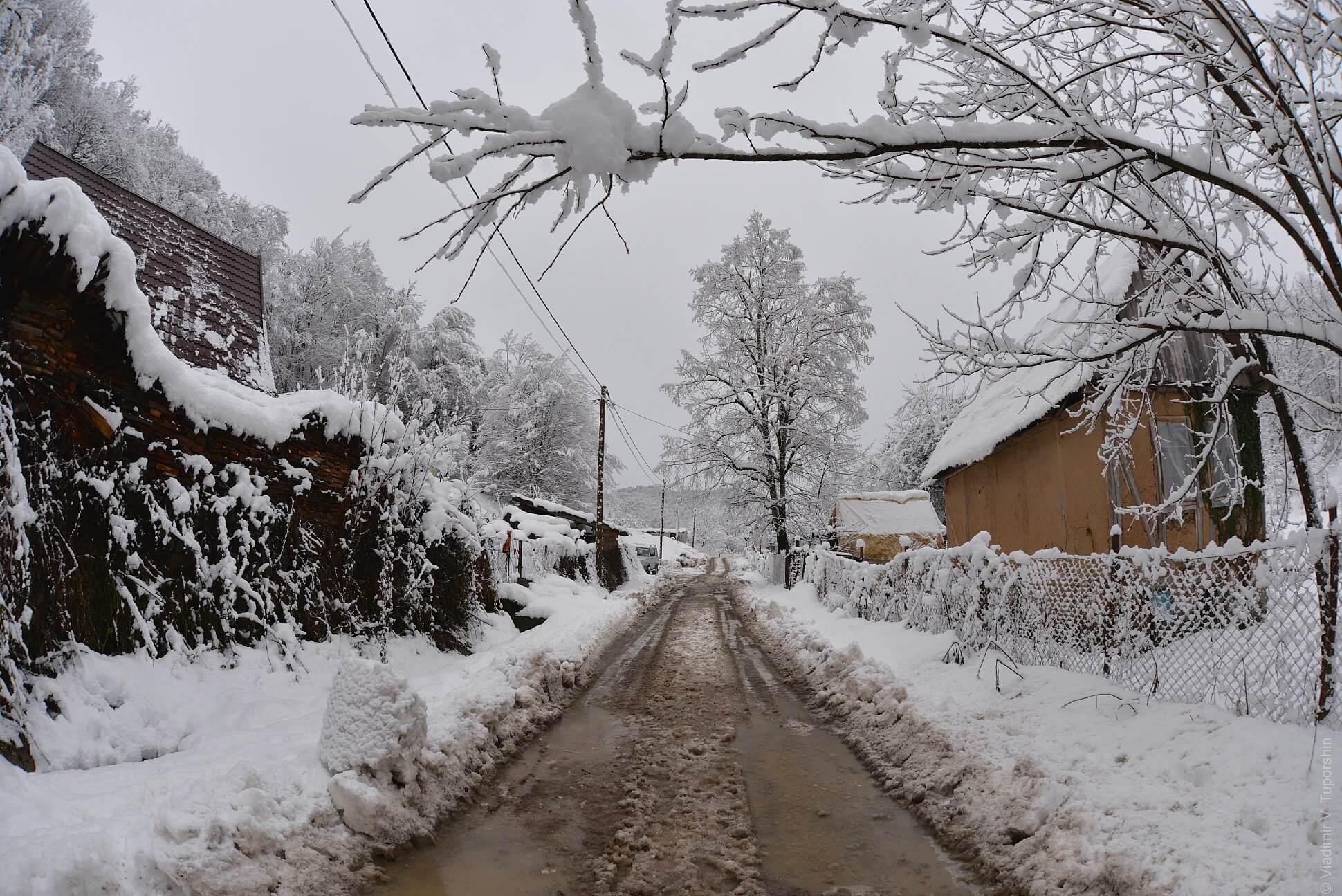 Экологический тур в Медовеевку