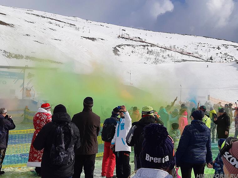 Фестиваль Хибины Бикини 2019