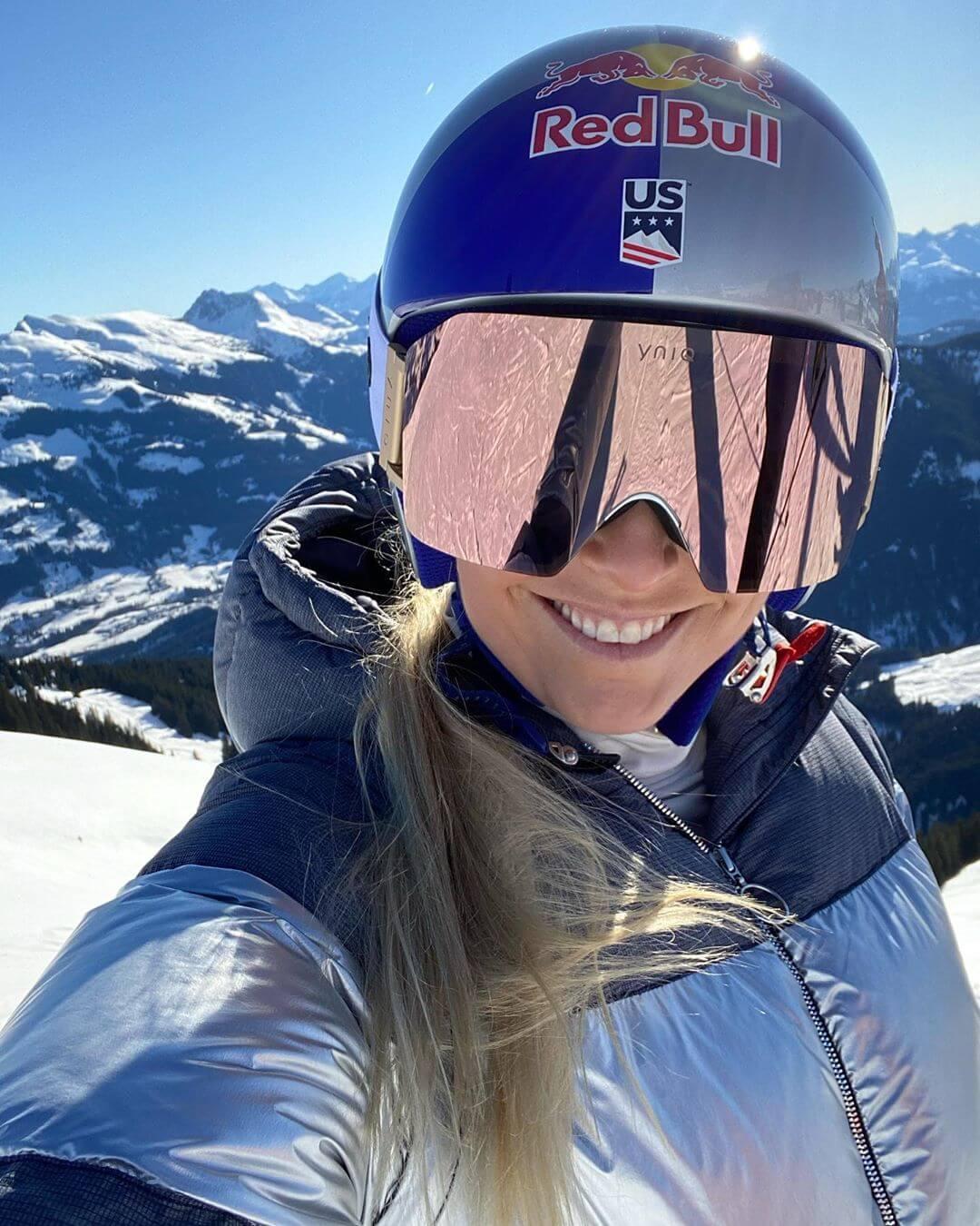 Самая красивая лыжница Линдси Вонн завершает карьеру