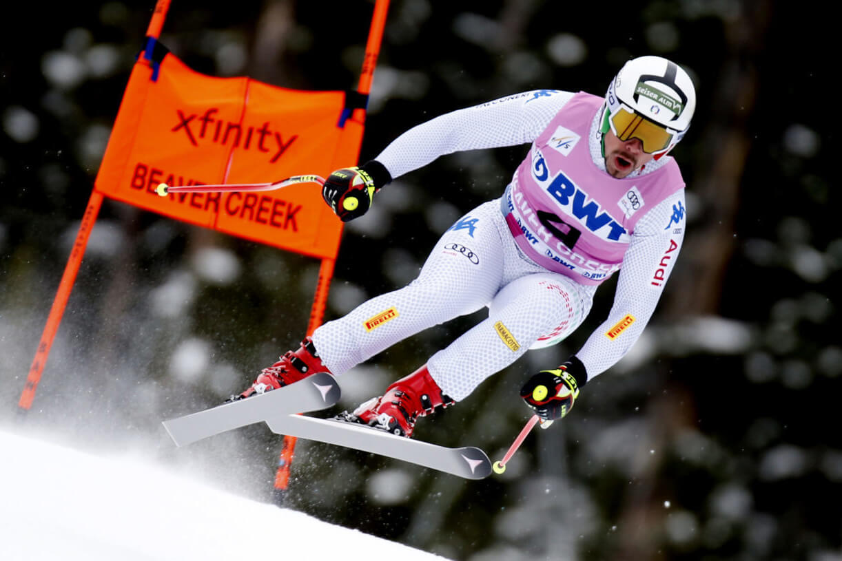Петер Филл — один из сильнейших горнолыжников Италии сегодня завершил карьеру