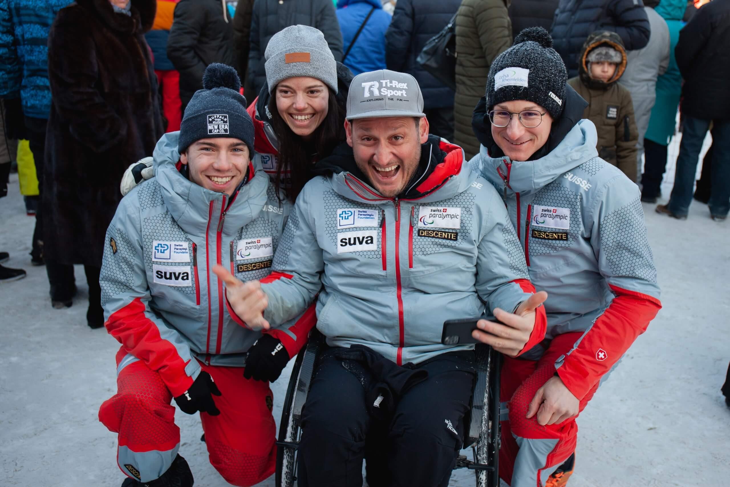 На ГК «Горный воздух» стартовал этап Кубка Мира по Всемирному Паралимпийскому горнолыжному спорту