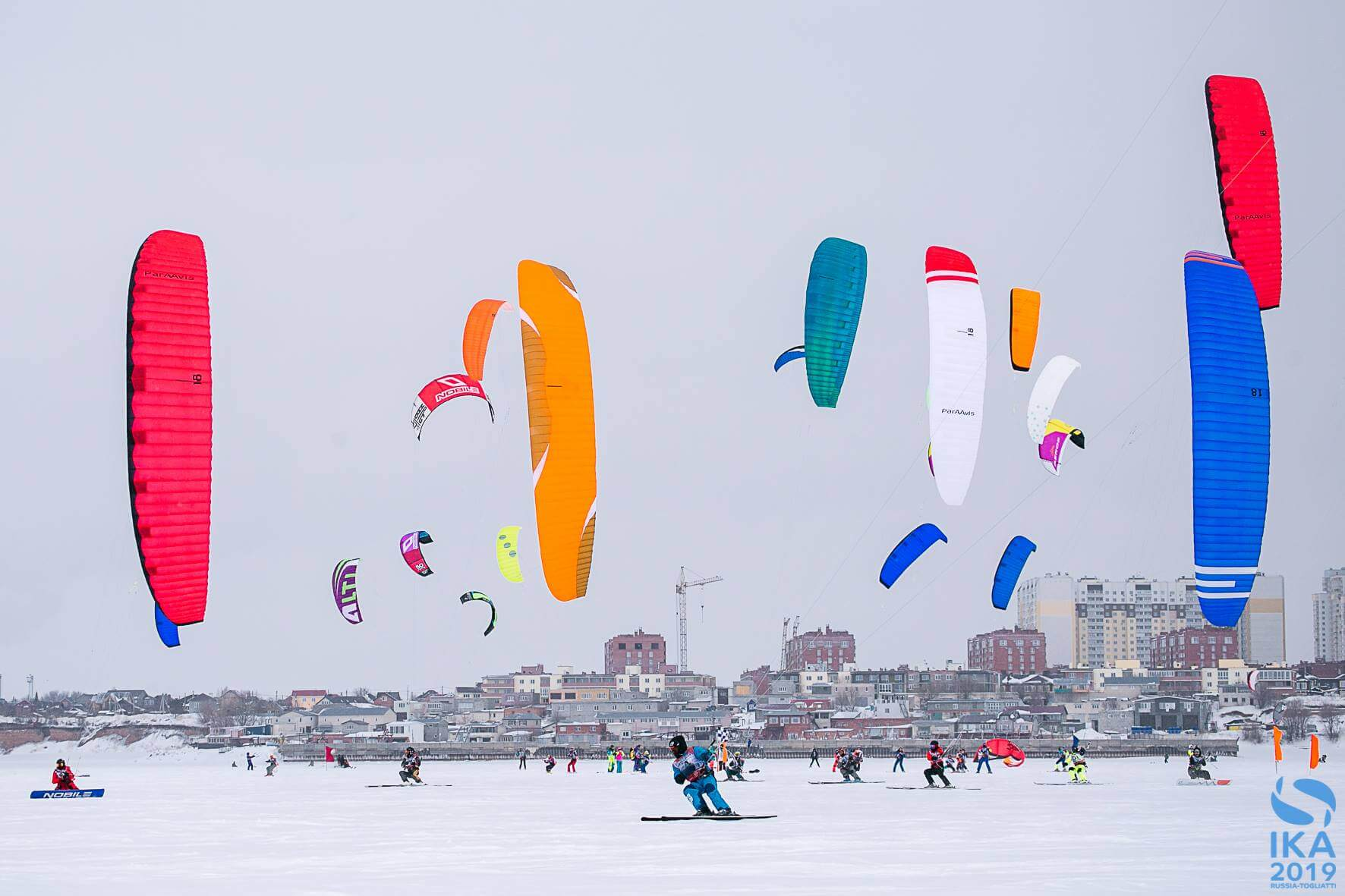 IKA Snow Kite World Cup 2020