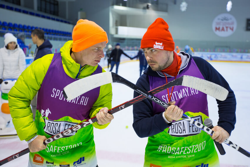 Tinkoff Rosafest The Game 2020
