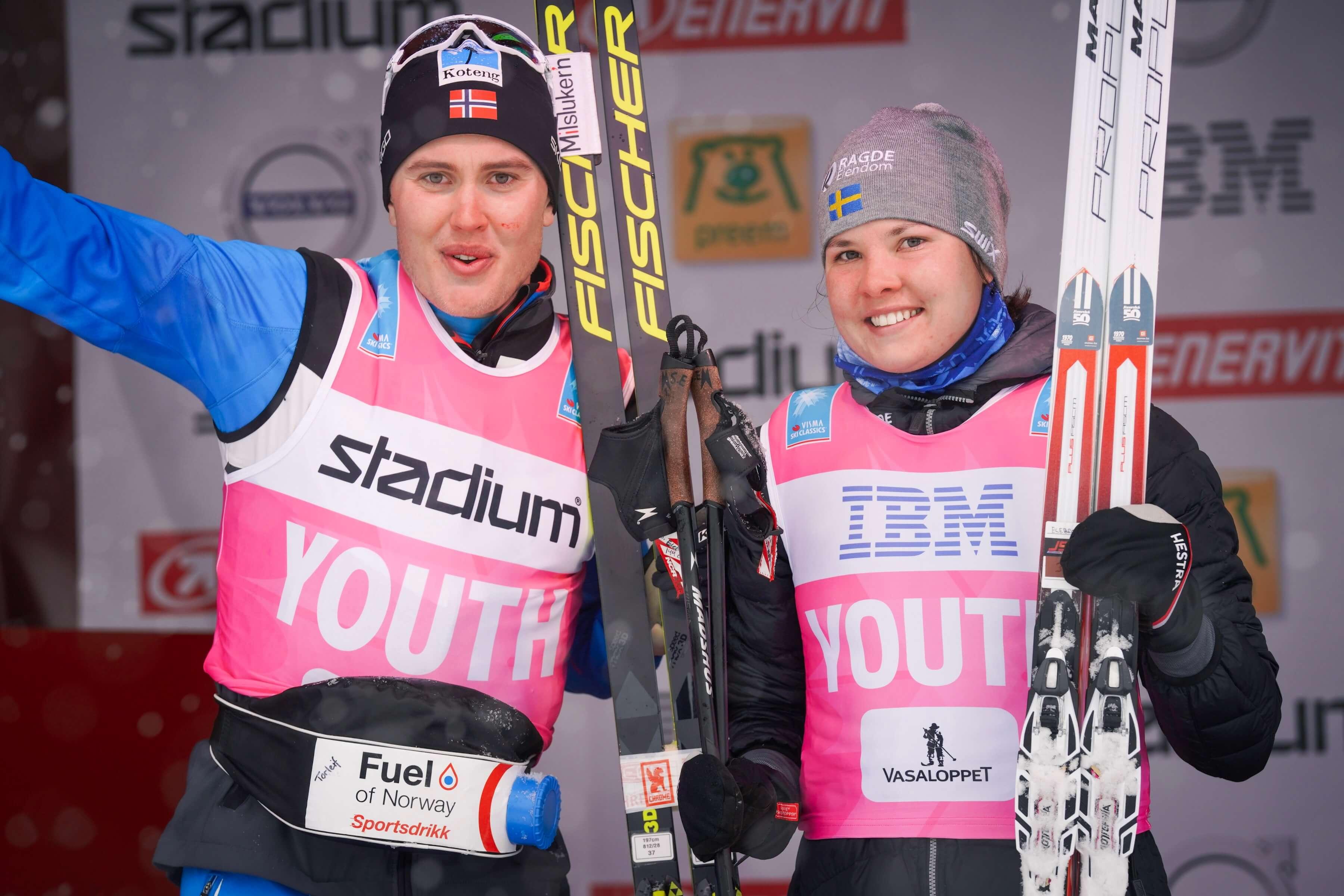 Шведская Васалоппет (Vasaloppet) — самая длинная трасса в мире для лыжного марафона