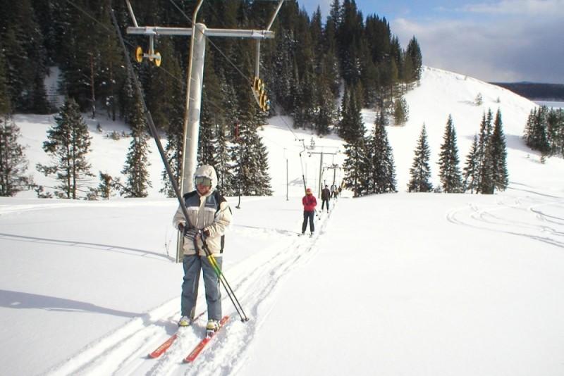 Виды горнолыжных подъемников