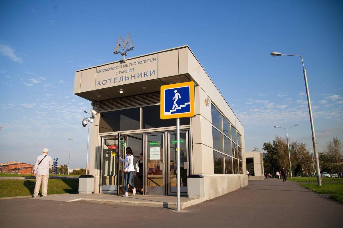 Расписание автобусов м. Котельники — Рязань