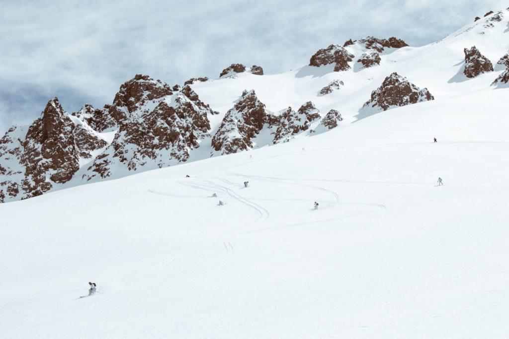 Первый горнолыжный подъемник за 40 лет начал работу в Афганистане