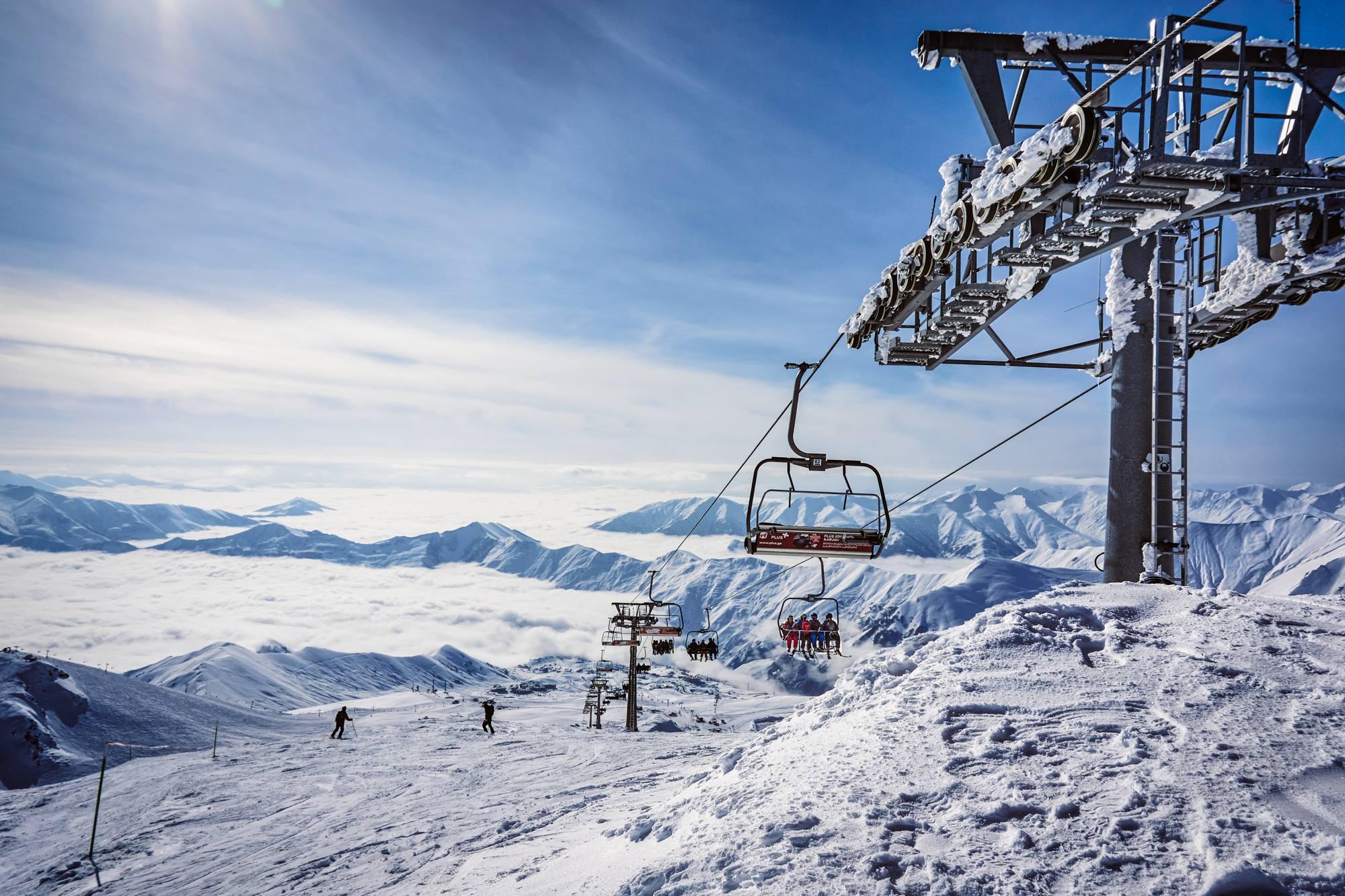 Грузия примет чемпионат мира по фристайлу и сноуборду 2023 года
