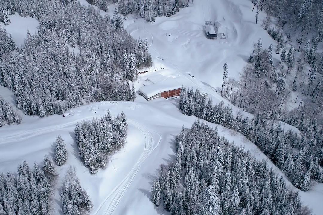 В Черногории открылся новый горнолыжный курорт «Колашин 1600»
