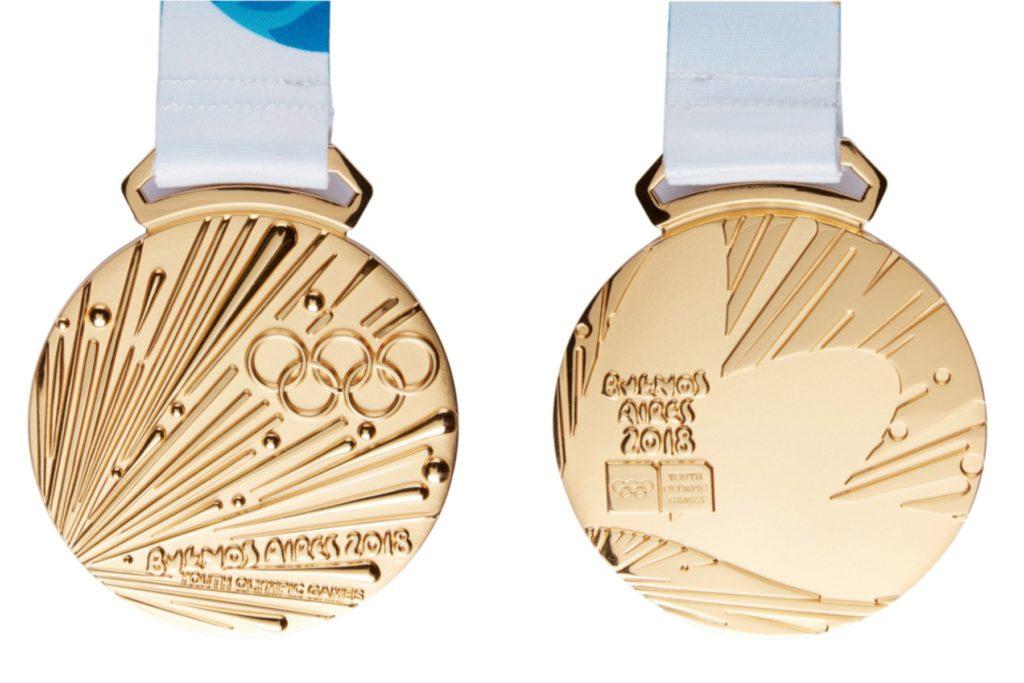 МОК проводит конкурс на дизайн Олимпийских медалей для Лозанны 2020