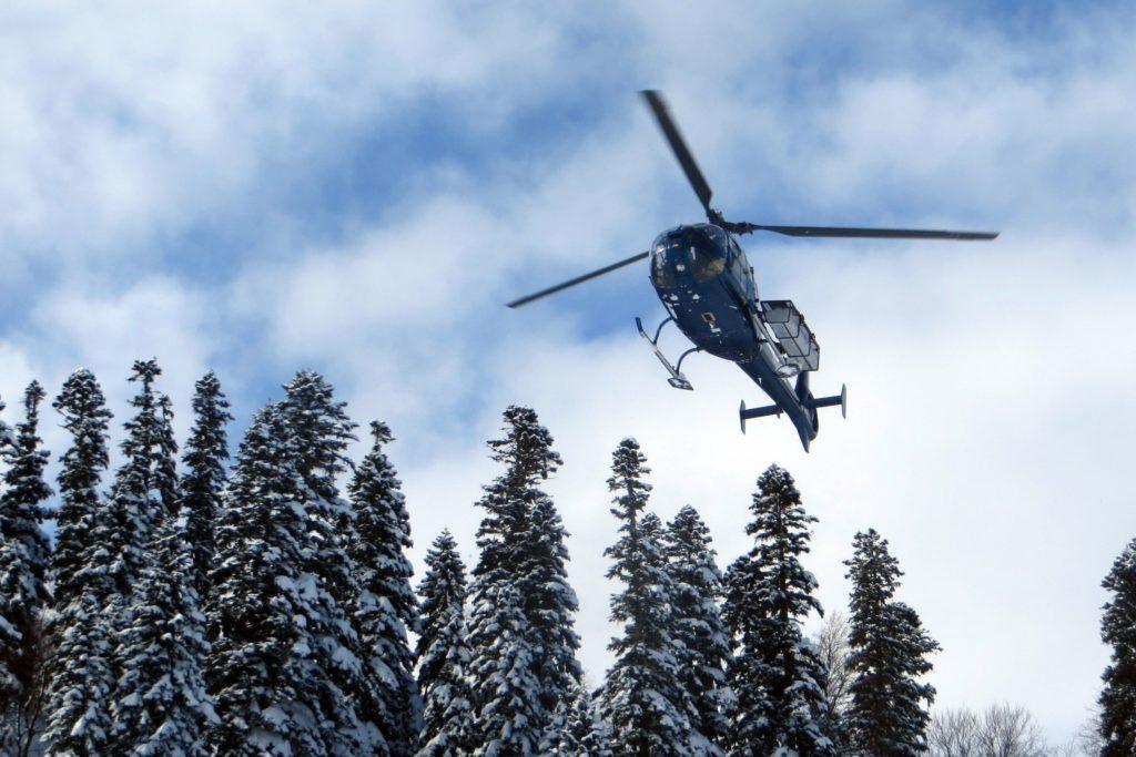Прогулочные вертолеты