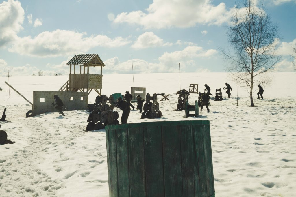 Пейнтбол-клуб «Патриот»