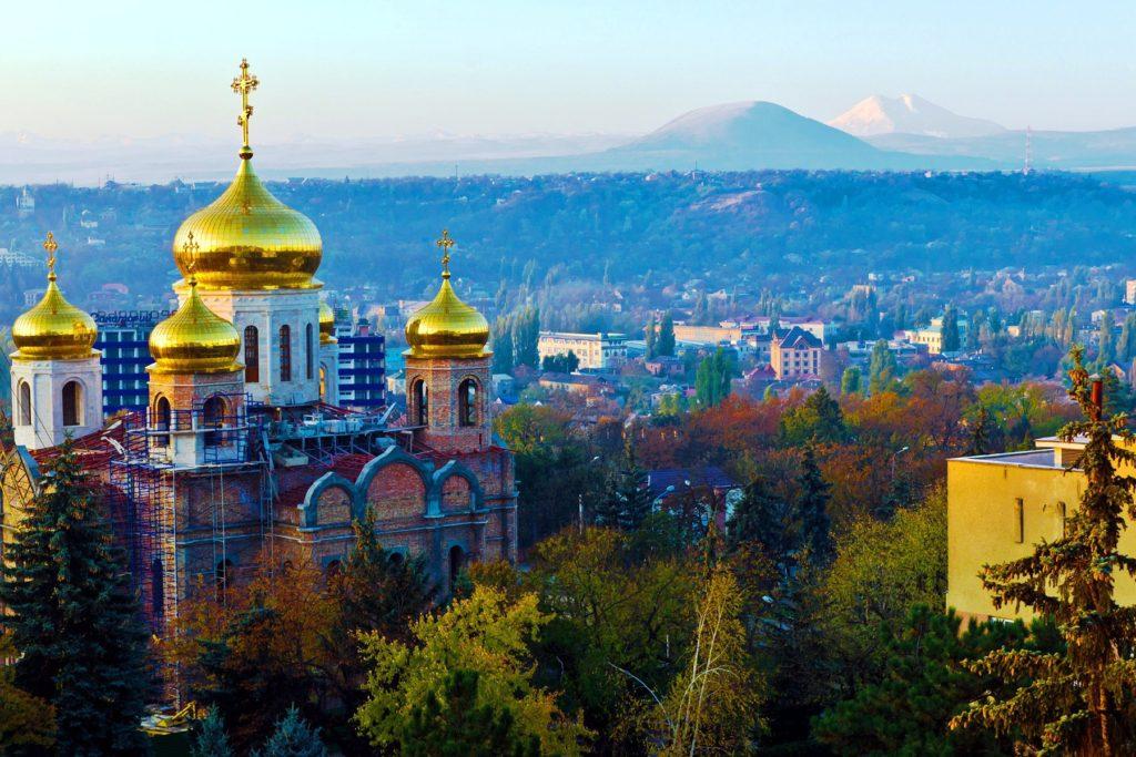 Поездка в Пятигорск