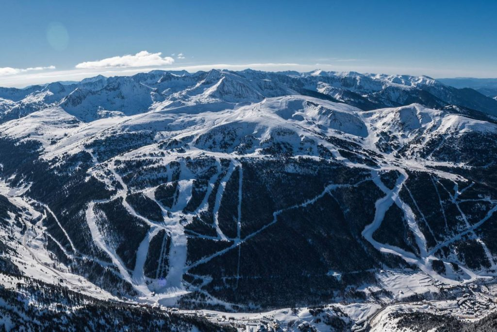 Финал кубка мира по горнолыжному спорту Fis пройдет в Сольдеу, Андорра