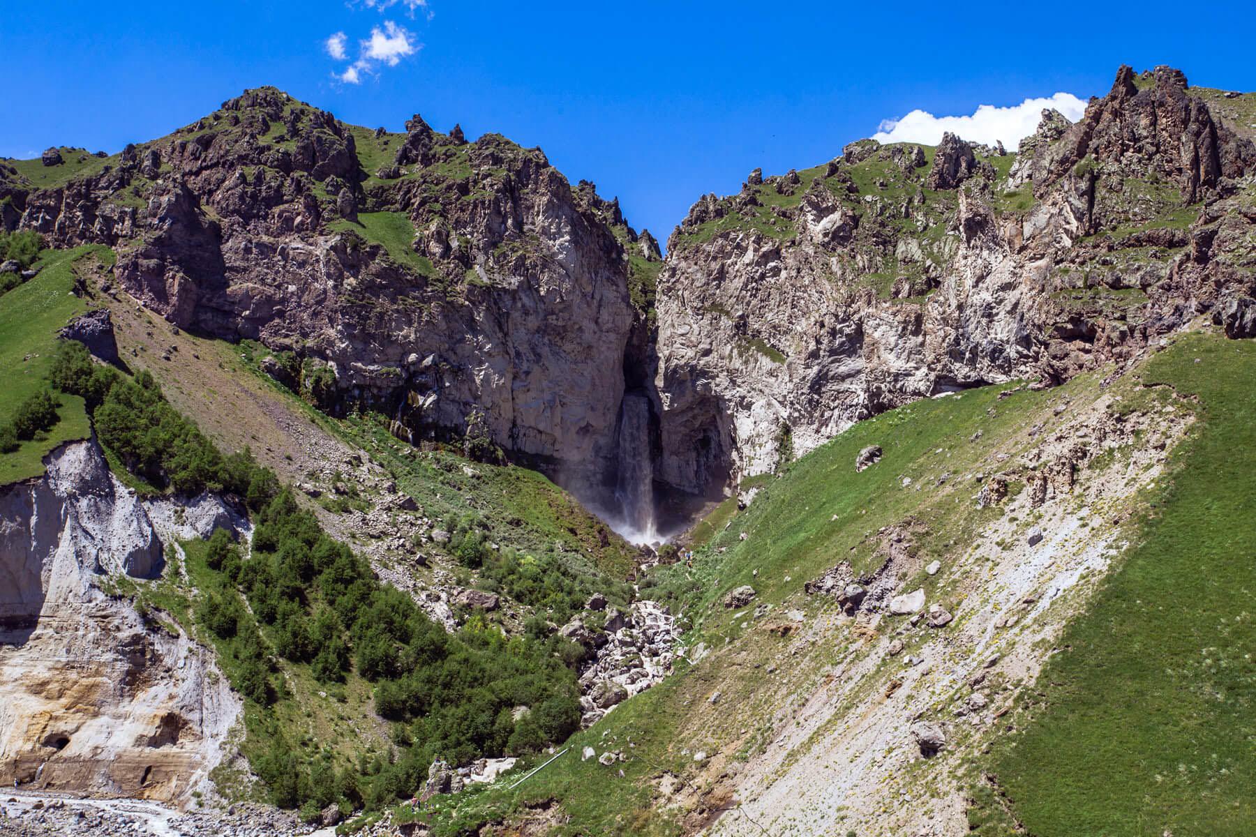 Водопад Султан