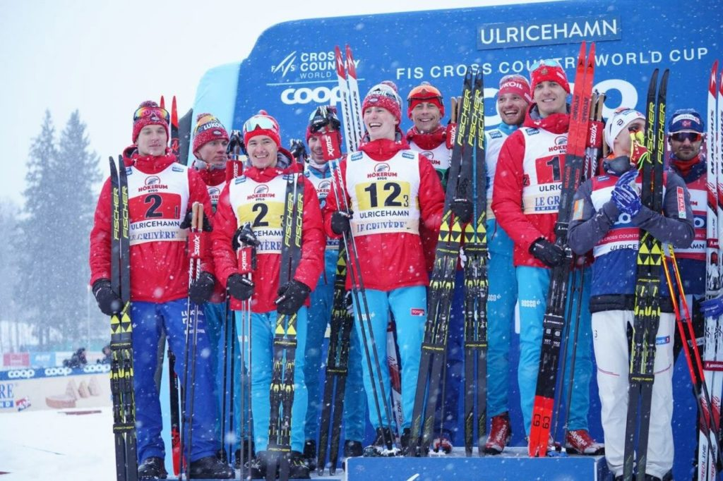 Назван состав сборной команды России по лыжным гонкам на сезон 2019/2020