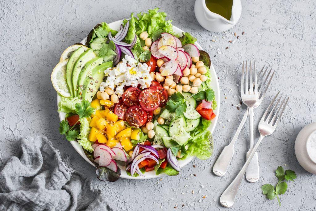 Средиземноморская диета: пирамида и рецепты для похудения