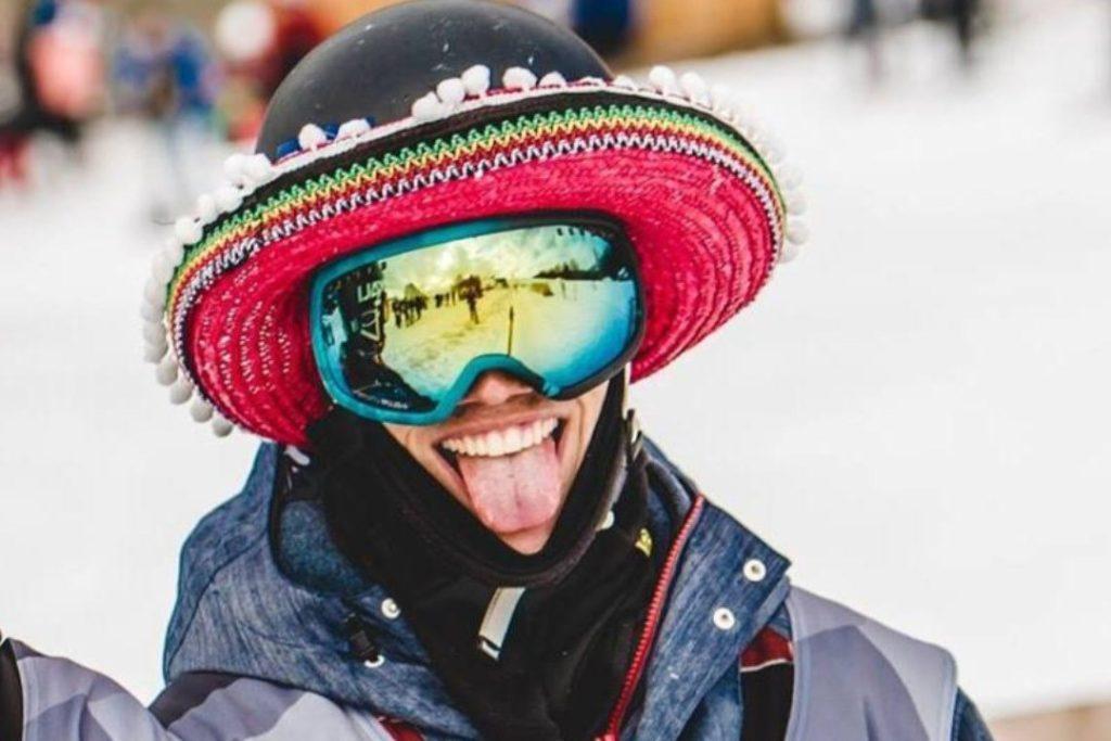 Прорайдер Квентин Ладам поставил новый мировой рекорд скорости на лыжах в свиче