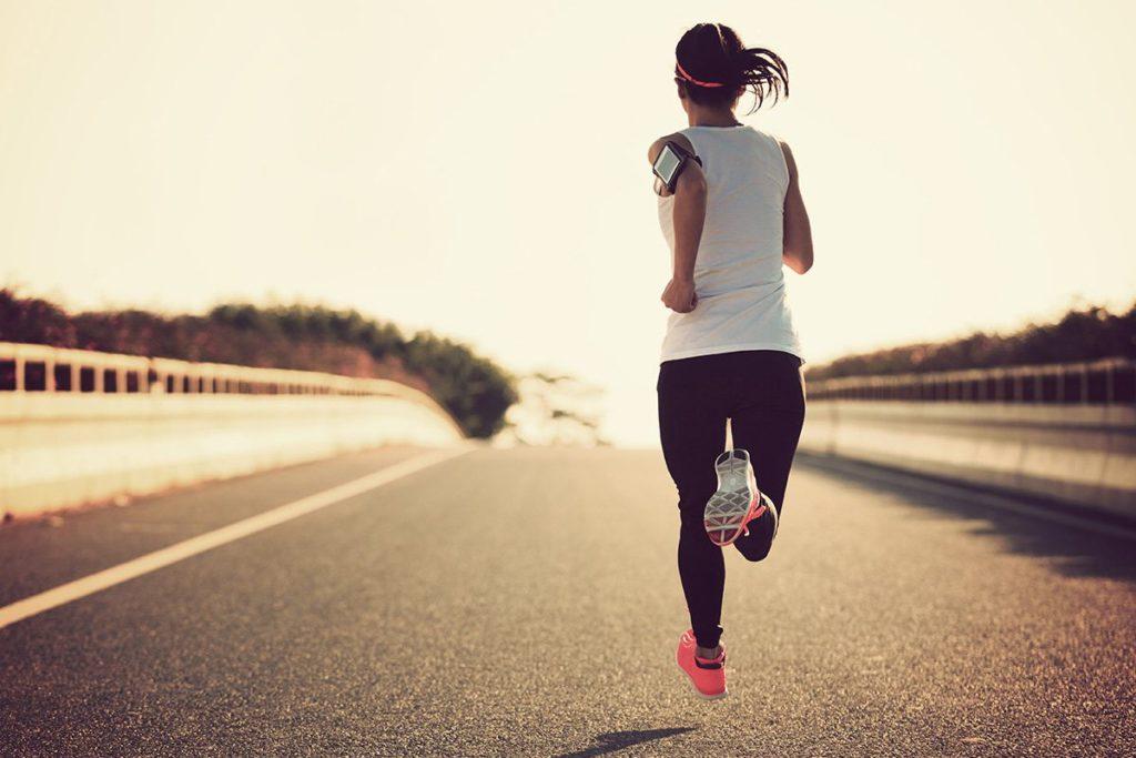 Как правильно питаться перед тем, как бегать