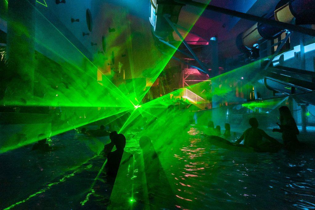 Пенная вечеринка «Спасатели Галактики»