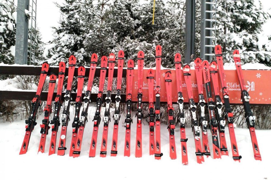 Тесты лыж Atomic