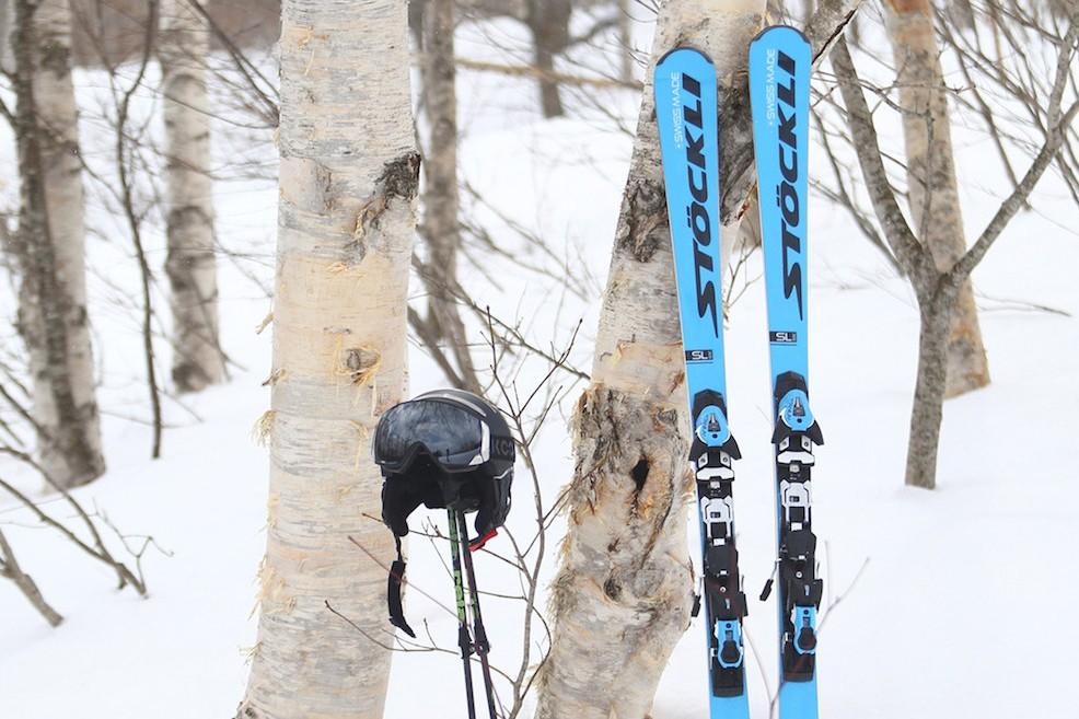 Тесты лыж Stockli