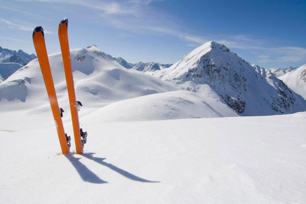 Правила безопасности при катании на лыжных трассах