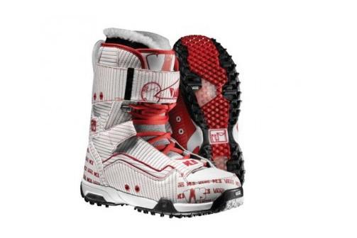 Ботинки Vans – надежная обувь для сноубордиста