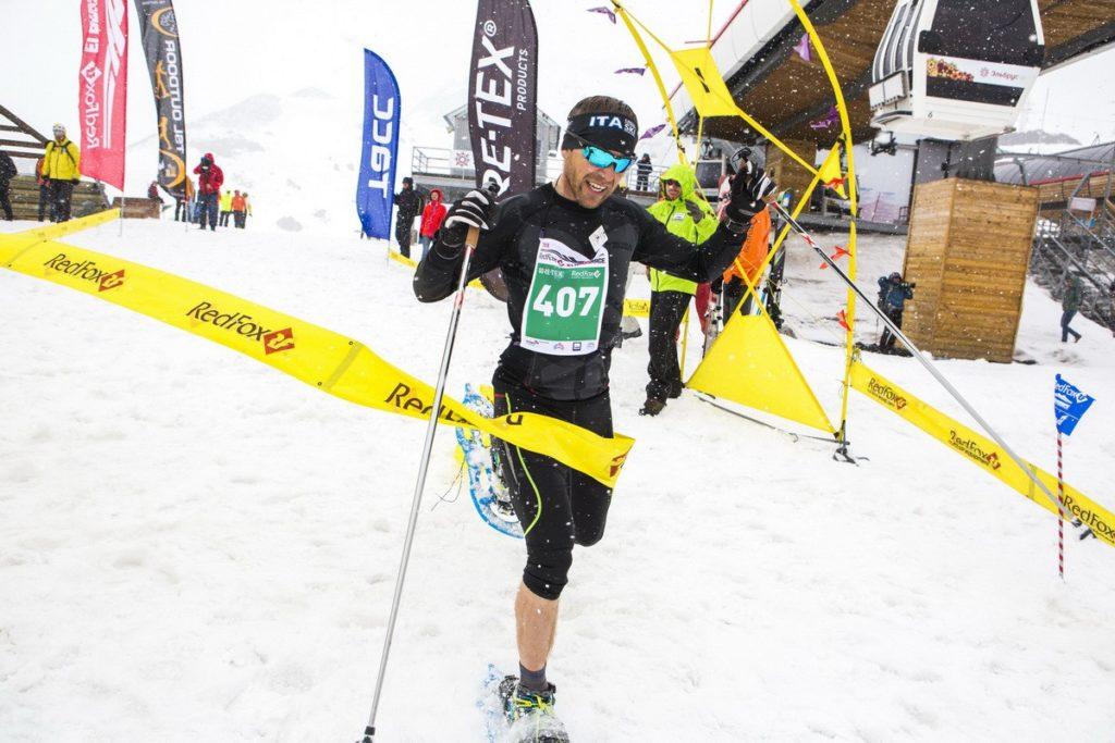 Гонка «Вертикальный километр» на фестивале Red Fox Elbrus Race
