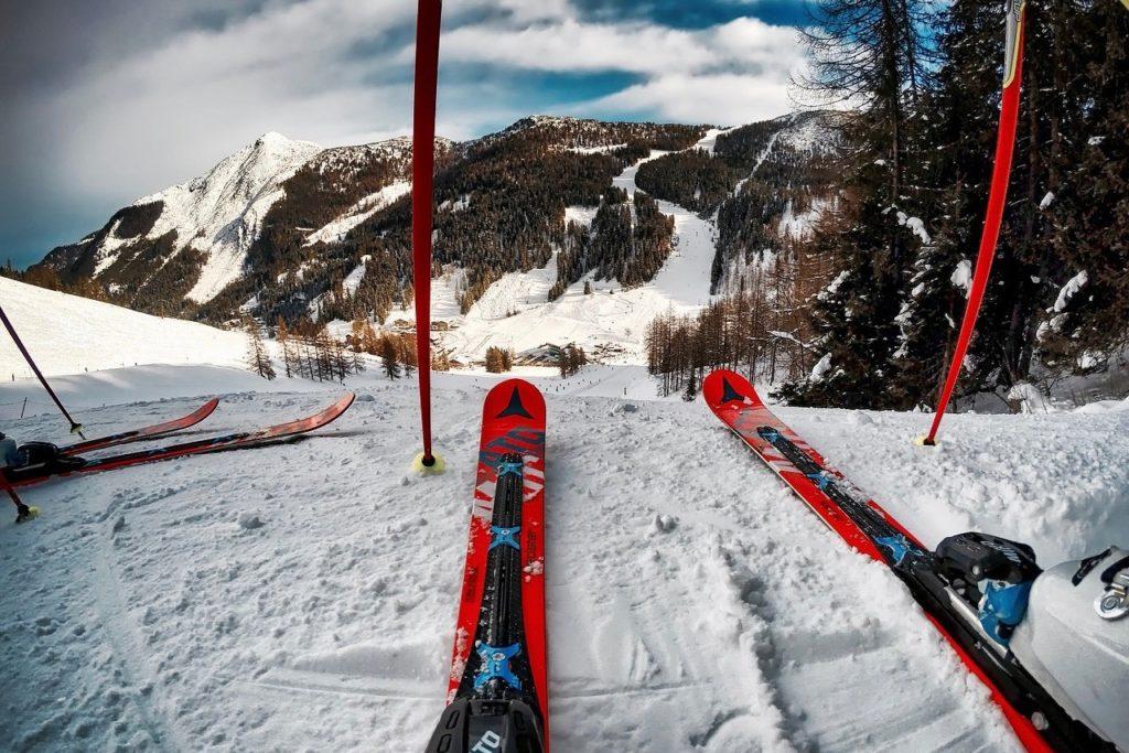 Советы как выбрать лыжи для начинающих