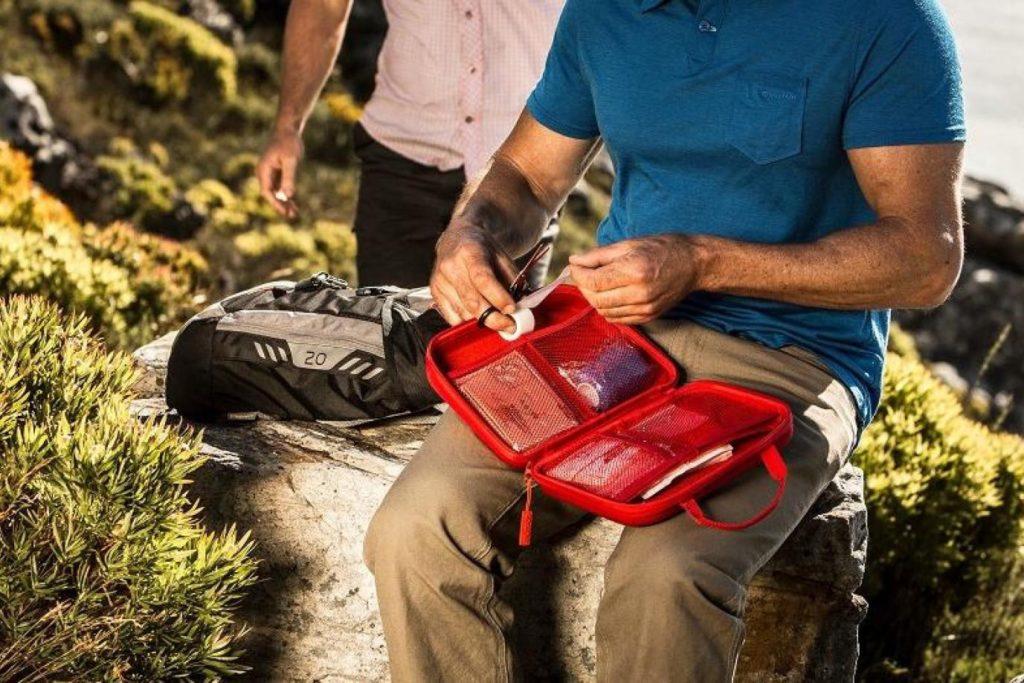 Как подготовить набор для первой помощи в горах