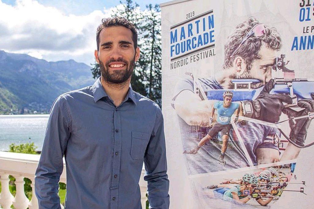 Мартен Фуркад организует лыже-биатлонный фестиваль NORDIC FESTIVAL