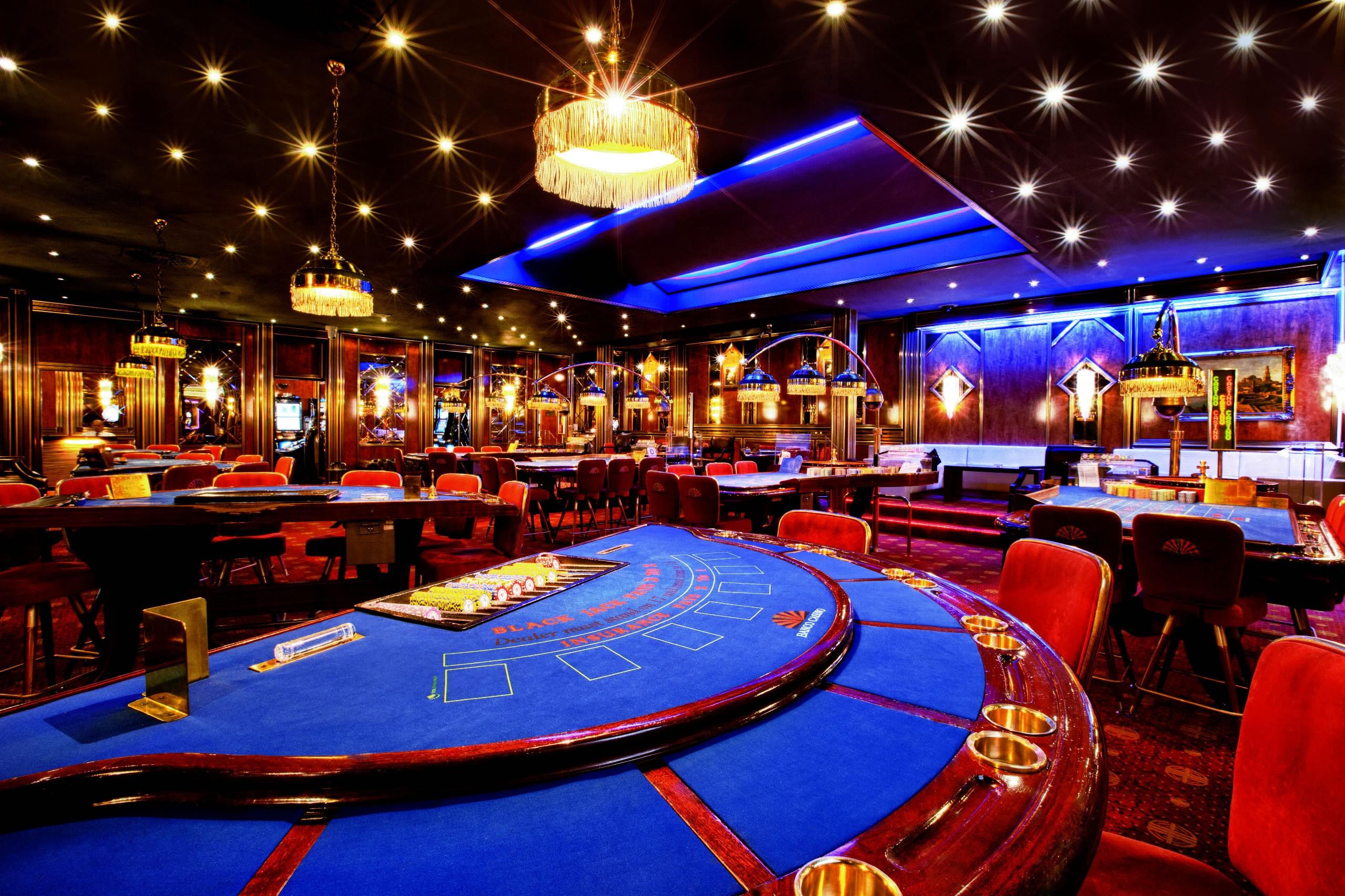 Что посетить на Красной Поляне: казино Сочи