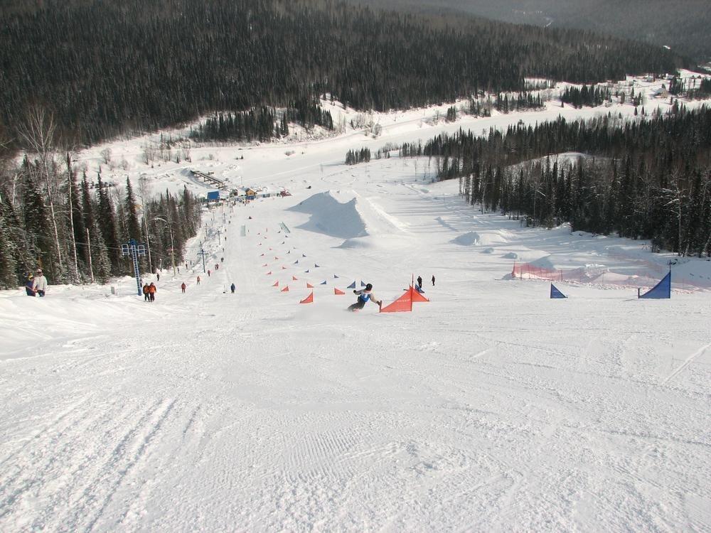 Чемпионат России по горным лыжам
