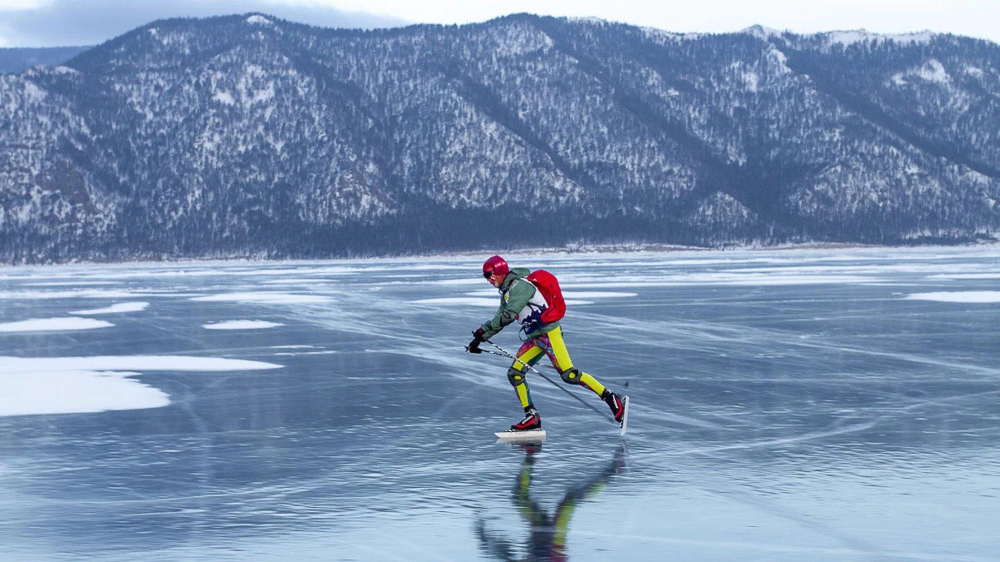 Международный фестиваль зимних игр на Байкале «Зимниада»-2020