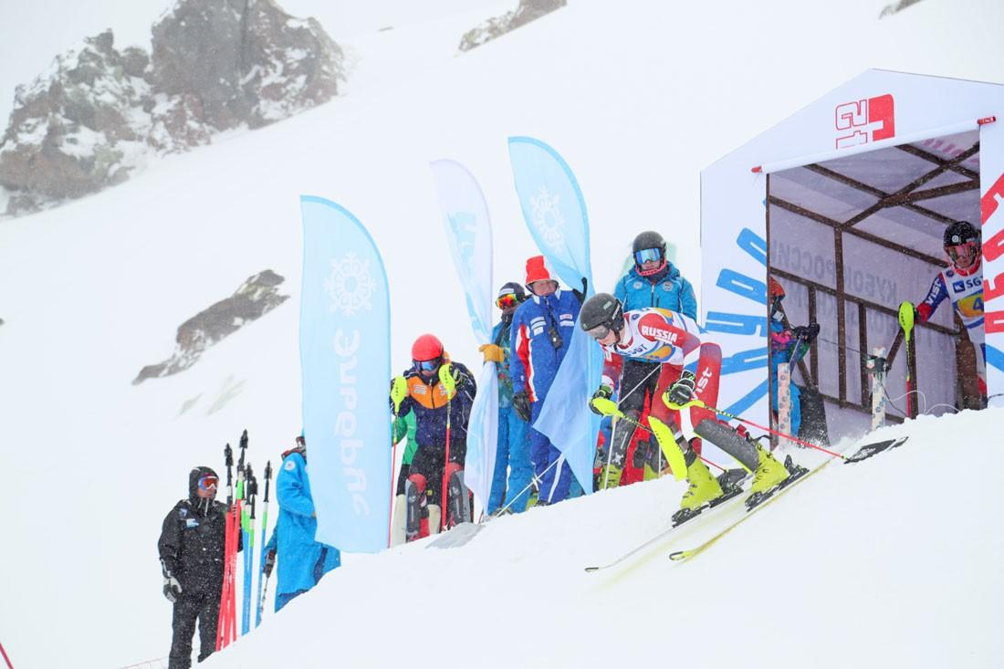 Результаты 4 этапа Кубка России на Эльбрусе