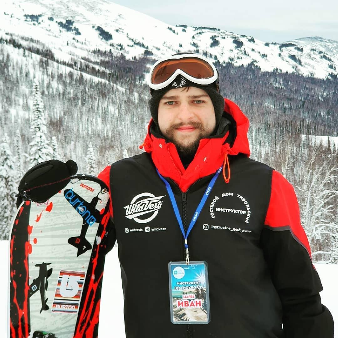 Иван Царёв