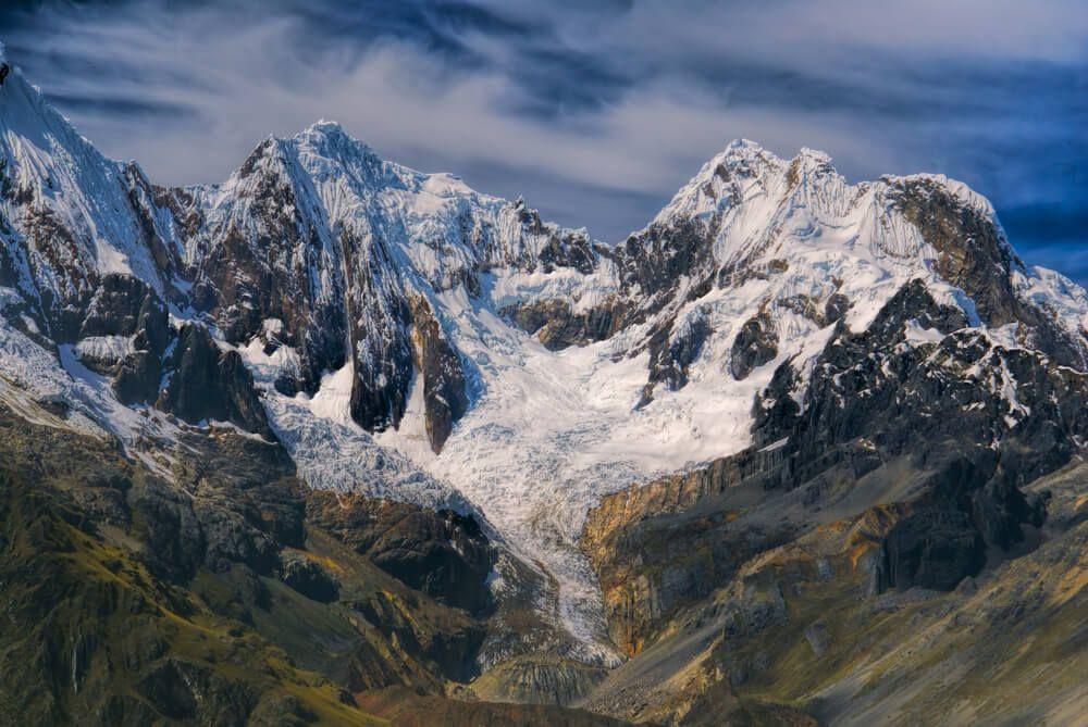 Гора Alpamayo