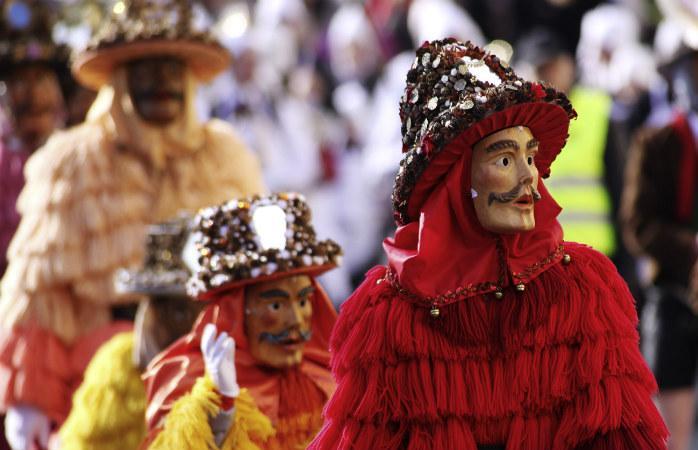 Карнавал в Инсбруке, Австрия