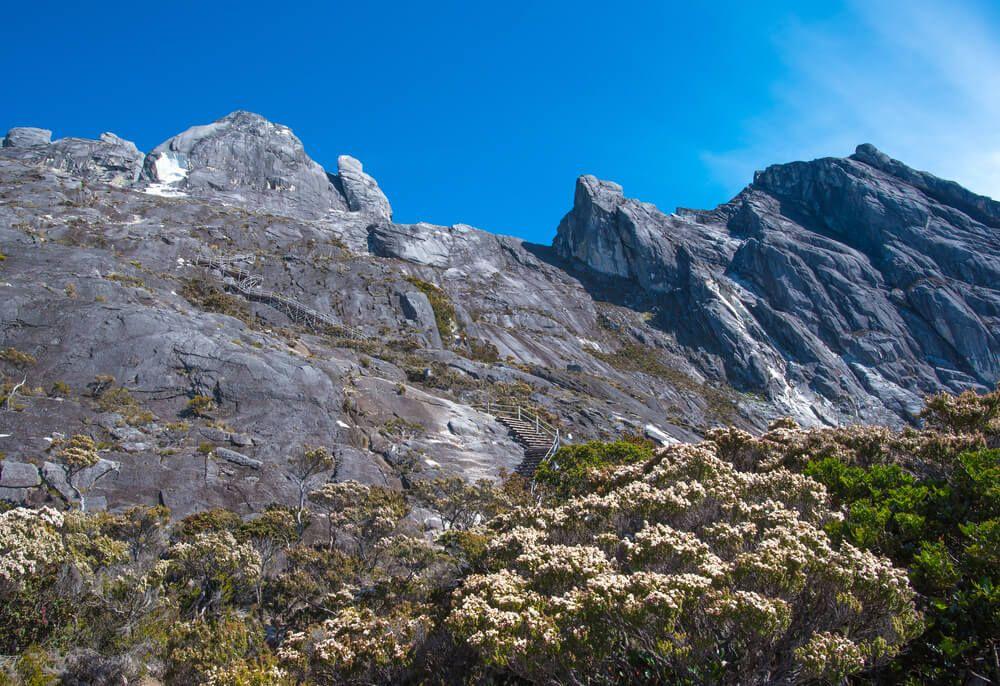 Гора Kinabalu