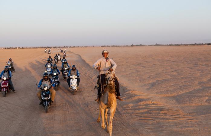 Гонки на мотоциклах Cross Egypt Challenge
