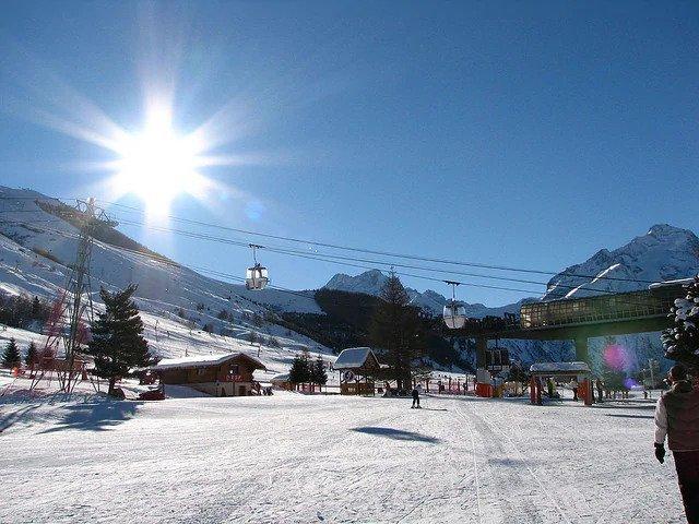 Dome de Lauze, Les Deux Alpes
