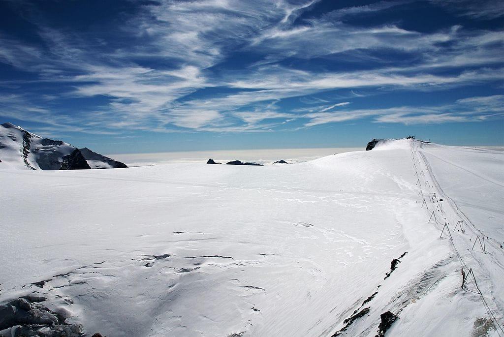 Gobba di Rollin, Zermatt