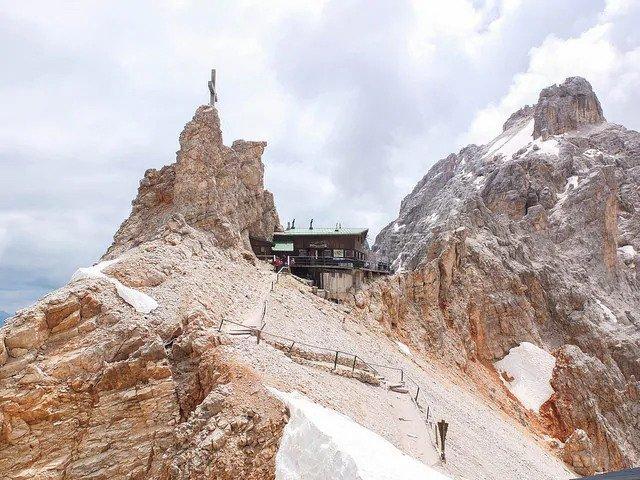 Monte Cristallo, Passo dello Stelvio