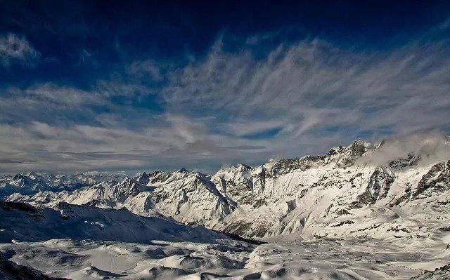 Plateau Rosà, Cervinia